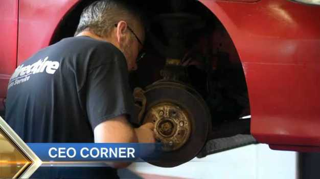 Working in the Auto Repair Industry