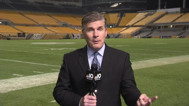 Patriots Lose to Steelers in Pittsburgh