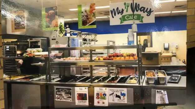 Expansion of the 'My Way Cafe' School Food Program