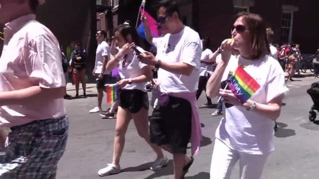 NBC10 Boston, necn and Telemundo Nueva Inglaterra Participate in Boston Pride