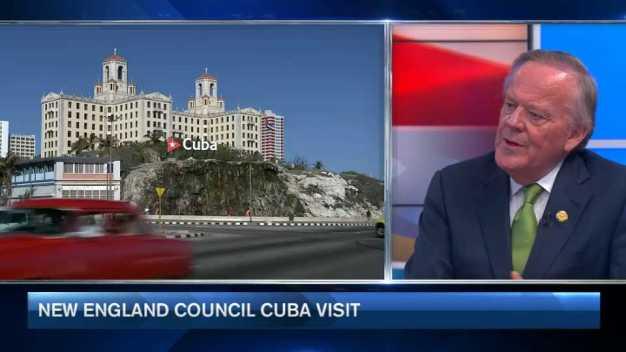 New England Council Visits Cuba