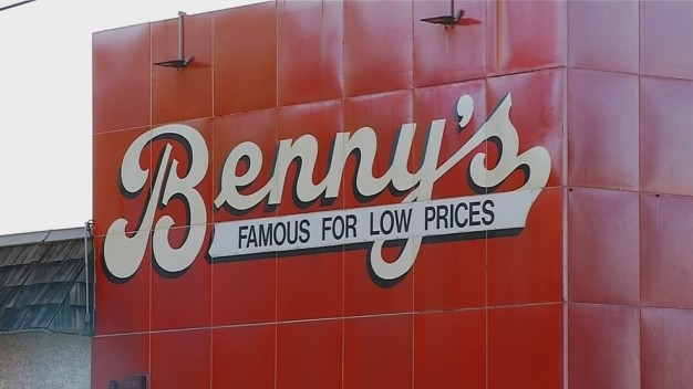 4 More Benny's Stores Close Their Doors