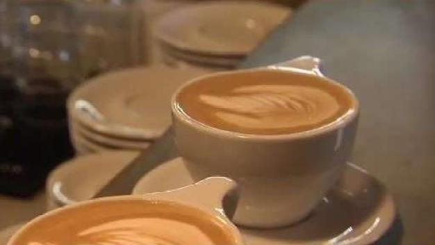Coffee Shop Campaign Stop