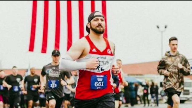 'Not Forgotten': Worcester Corrections Officer Running Triathalon to Honor Fallen Officers