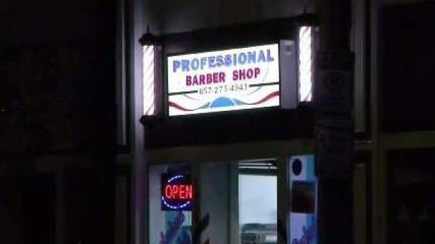Deadly Shooting at Barbershop