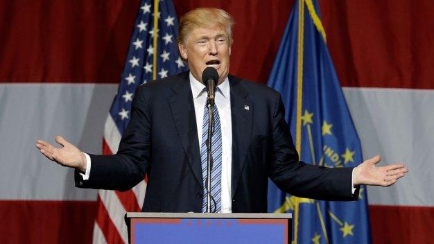 Trump to Reporter: 'Be Quiet'