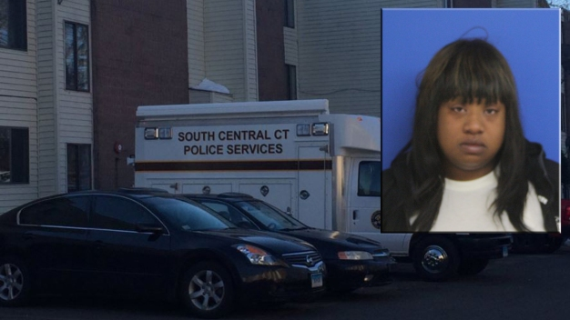 Woman Charged in Fatal East Haven Stabbing