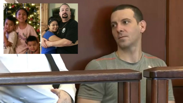 Man Indicted for Family's Murders to Face Judge