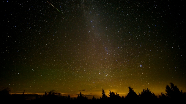 Here's Your Best Chance to Catch the 'Unicorn Meteor Shower' in New England