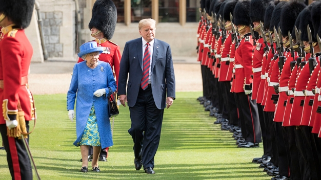 In TV Interview, Trump Says Queen Called Brexit 'Complex'