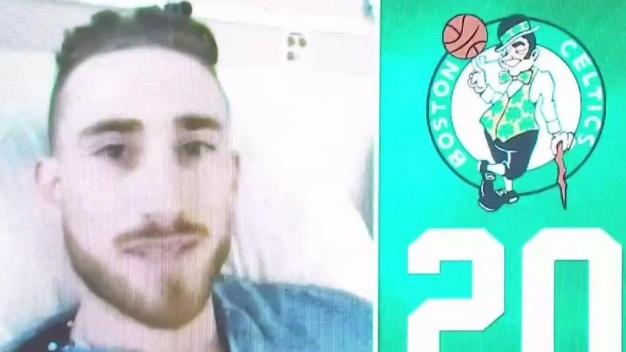 Gordon Hayward Recovering After Surgery