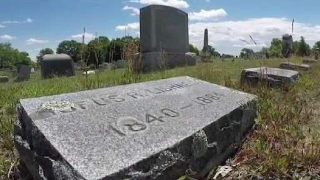 Augusta Police Searching for Vandal of Fallen Officer's Grave