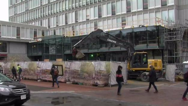 Harvard Square Stores: University Project Hurting Business