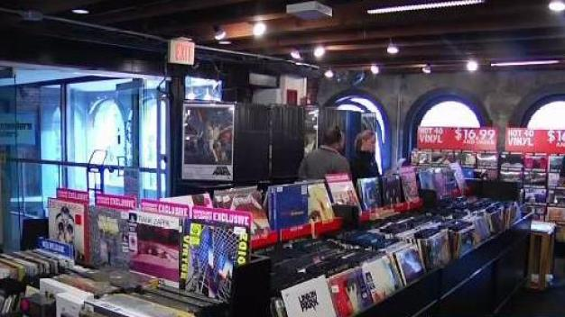 Highlighting Annual Record Store Day