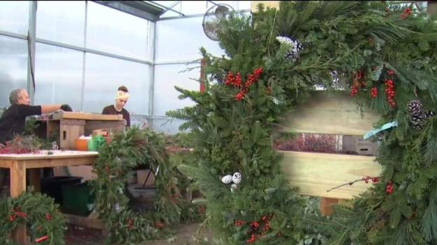 Rising Shipping Costs Hurt Maine Wreath Makers