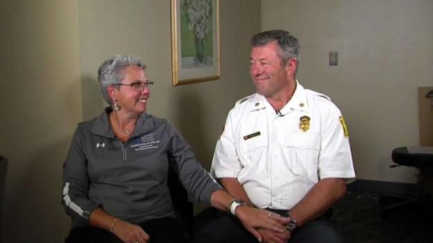 Husband and Wife Led Responders After Gas Explosions