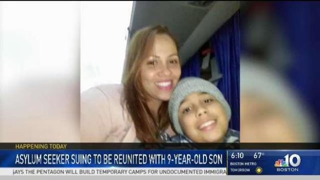 Immigrant Family in Massachusetts Fight for Son