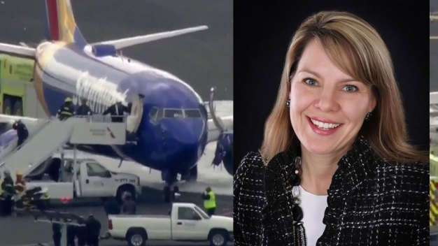 Woman Killed on Southwest Plane Had New England Ties