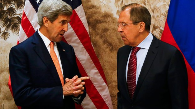 US Could Pull Out of Syria Cease-Fire Talks: Kerry