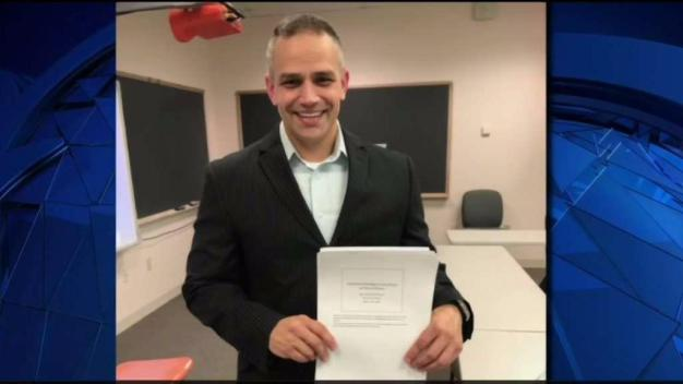 N.H. Police Sgt. Accepts New Title: Doctor