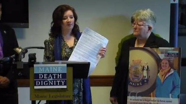 Maine Voters Could Soon Decide on Death With Dignity Law