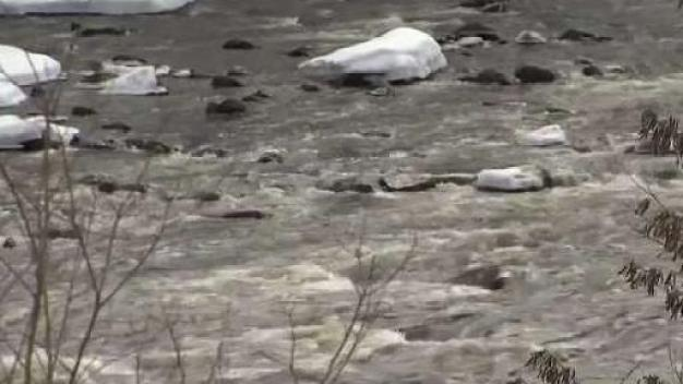 Maine Teen Safe After 'High Risk' Ice Rescue