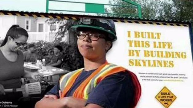More Women Enter Construction Trades