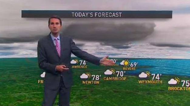 Muggy Air Creating Reduced Visibility With Fog in AM