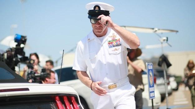 Trump Says Navy Won't Remove Gallagher's SEAL Designation