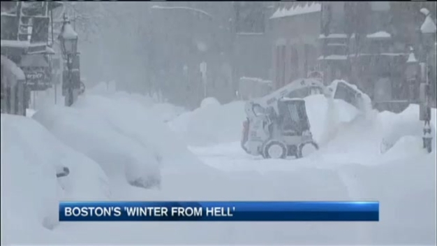 Boston's 'Winter From Hell'