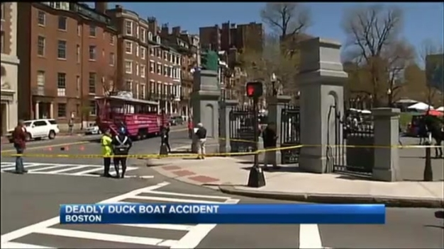 1 Dead, 1 Injured When Duck Boat Strikes Motorized Scooter