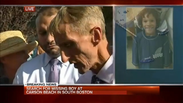 Commissioner Evans Discusses Death of 7-Year-Old Boy