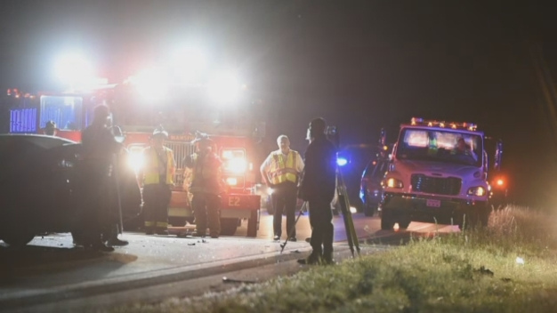 2 Dead After 2-Vehicle Crash on I-495 in Mansfield, Mass.