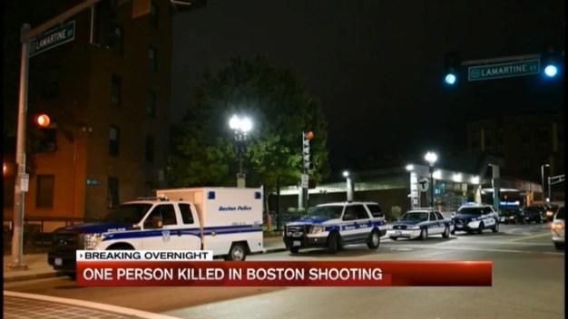 1 Killed in Overnight Shooting in Boston