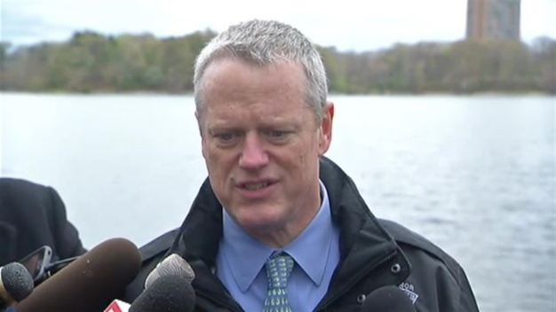 Governor Baker Says He Won't Vote for Trump or Clinton