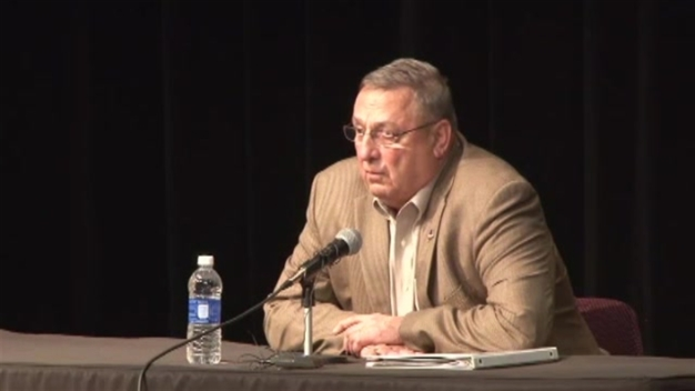 LePage Considers Resignation, Apologizes for Rant