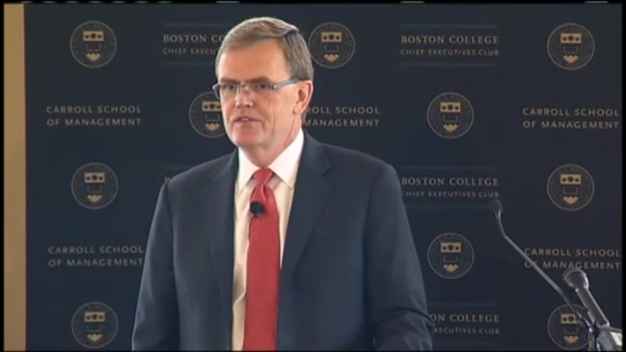 UPS Chairman and CEO David Abney