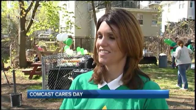 More Than 100,000 Volunteer on Comcast Cares Day