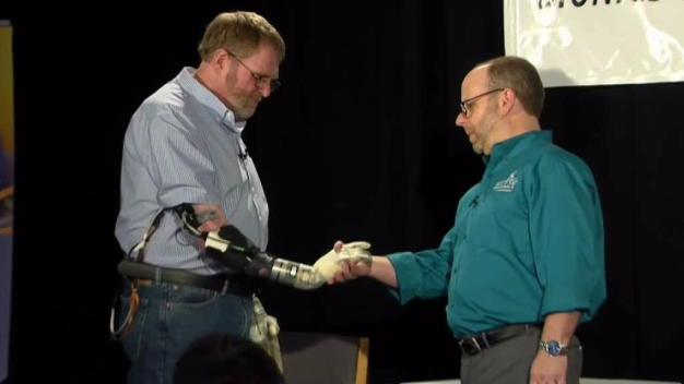 LUKE Arm: New Prosthesis Technology Helps Veterans, Others