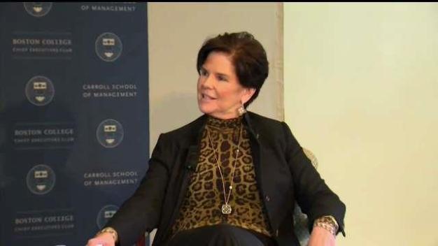 Chief Executives' Club: Phebe Novakovic of General Dynamics