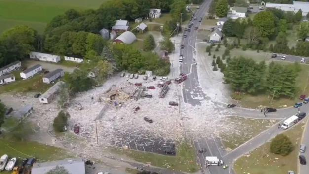 Final Firefighter Hurt in Maine Explosion Out of Hospital