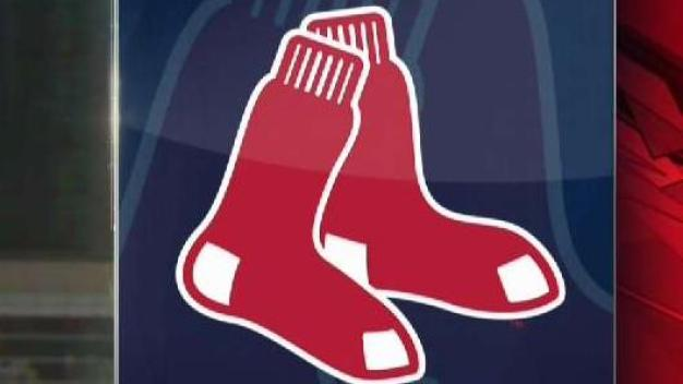 Red Sox Banner Recovered in Everett