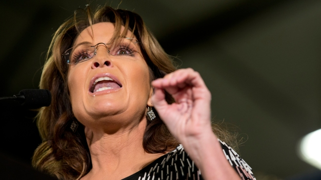Sarah Palin Sues New York Times Over Editorial