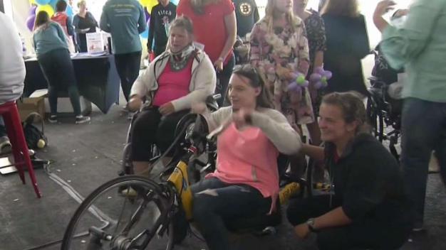Spaulding Rehabilitation Hospital Hosts Fundraiser
