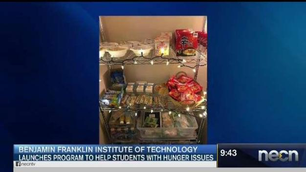 Staggering Number of Higher Education Students Face Hunger