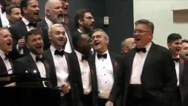 Boston Gay Men's Chorus Members Discuss Africa Trip