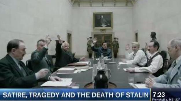 Stalin, Putin and Trump