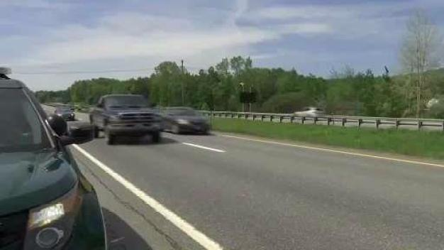 Vt. First Responders Urge Drivers to 'Move Over'