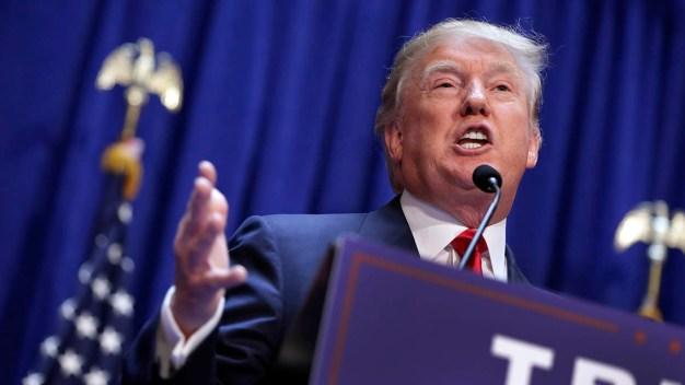 Critics Dump Trump