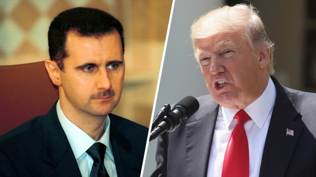 WH Warns Syria Against Chemical Attack 'Preparations'